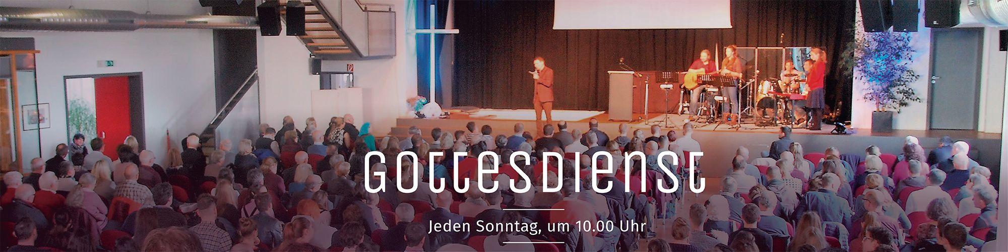 EFG Kirchheim Gottesdienst