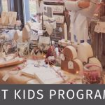 Tag der offenen Tür mit Kids-Programm und Künstlermarkt